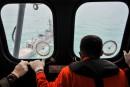 AirAsia: les recherches freinées par le mauvais temps