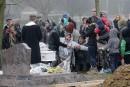 France: «Même morts, on ne veut pas des Roms»