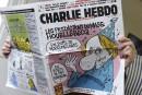 L'édition du 7 janvier de l'hebdomadaire satirique Charlie Hebdo, dont... | 7 janvier 2015