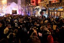 Des centaines de personnes réunies à Québec pour <em>Charlie Hebdo</em>