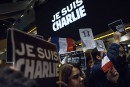 <em>Charlie Hebdo</em>: manifs à New York et Washington