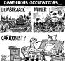 Le caricaturiste canadien Steve Nease s'interroge à savoir si le... | 7 janvier 2015