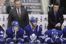 Leafs: un nouvel entraîneur mais pas de nouvelle victoire