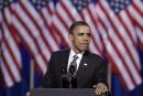 <em>Charlie Hebdo</em>: Obama assure ses «frères» français de l'appui américain