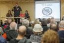 Nouveaux compteurs: plus de citoyens que prévu à la soirée d'information