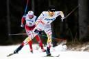 Tour de ski: Harvey renonce à la dernière étape