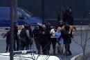 Les trois djihadistes présumés et quatre otages tués