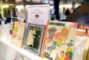 La bibliothèque Gabrielle-Royrend hommage aux caricaturistes de <em>Charlie Hebdo</em>