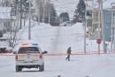Explosifs à Shawinigan: levée du périmètre de sécurité