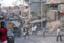 Cinq ans après le séisme, encore beaucoup de travail en Haïti