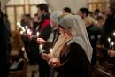 Cérémonie en l'honneur des victimes de <em>Charlie Hebdo</em> à Sherbrooke