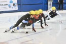 Championnat canadien: les Élans passent le test avec succès