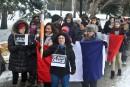 Marche commémorative à Ottawa