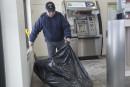 Tentative de vol sur un guichet automatique: deux hommes arrêtés
