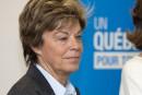 Marche de Paris dimanche: Couillard aurait dû être là, selon Louise Beaudoin