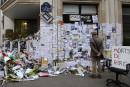 Mahomet en une de <em>Charlie Hebdo</em> proclame «Je suis Charlie»