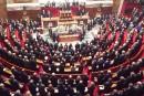 Minute de silence et Marseillaise à l'Assemblée nationale française