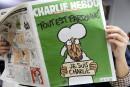 Le dessinateur Luz explique la une du prochain <em>Charlie Hebdo</em>