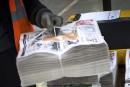 1500 exemplaires de<em>Charlie Hebdo</em>distribués vendredi au Canada<strong></strong>