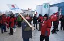 Grève de 24 heures à la Wayagamack: la lenteur des négos en cause