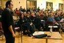 Graymont: les citoyensde Dudswell prêchent la prudence