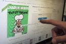 Des copies illégales de <em>Charlie Hebdo</em> vendues en ligne