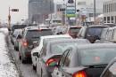 La congestion, l'ennemi numéro un à Québec<strong></strong>