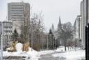 D'autres étudiants de l'Université Laval votent pour la grève