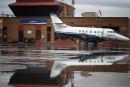 Turbulences à l'aéroport de Gatineau<strong></strong>