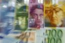 Franc suisse: l'onde de choc se poursuit