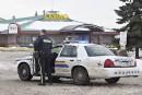 Deux policiers de la GRC blessés: le suspect est retrouvé mort
