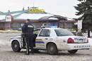 Décès du policier de la GRC atteint par projectile en Alberta