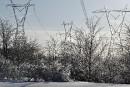 Hydro-Québec a fait des profits records en 2014 surtout grâce au froid