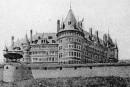 Le Château Frontenac en 1907