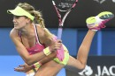 Internationaux d'Australie: Eugenie Bouchard gagne son premier match
