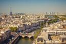 Baisse de la fréquentation des hôtels parisiens après les attentats