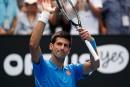 Bon départ pour Novak Djokovic et Serena Williams
