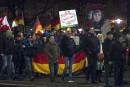 15 000 manifestants contre l'«islamisation» à Leipzig