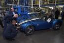 Une Shelby Cobra faite par imprimante 3D