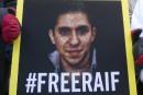 La cause de Badawi est renvoyée en Cour criminelle saoudienne