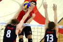 Volleyball masculin: le Rouge et Or pourra encore miser sur «Vicho»