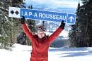 Mont-Sainte-Anne: une piste au nom de Pierre-Alexandre Rousseau