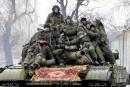 Les rebelles prorusses rejettent toute trêve avec Kiev