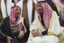 Arabie saoudite: le nouveau roi accueille chefs d'État et dignitaires