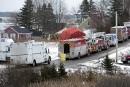 Nouvelle-Écosse: produits chimiques retirés de la maison, évacuation terminée