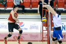 Volleyball Rouge et or: un affront de 3-0