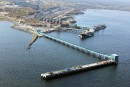 Transports Canada sur le point de régler l'accès au nouveau quai de Sept-Îles