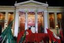 Le FMI prêt à «continuer de soutenir» la Grèce