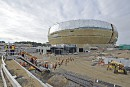 Inauguration de l'amphithéâtre:Péladeau ne réclamera pas un spectacle en français