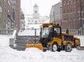 Tempête en Atlantique: écoles et bureaux fermés, vols annulés